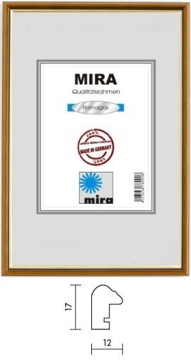 Mira Holz-Wechselrahmen Profil 23