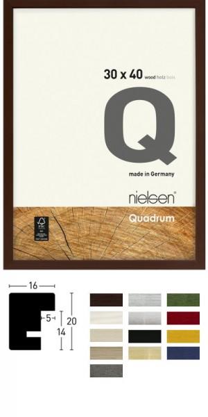 Nielsen Holz-Wechselrahmen QUADRUM 16x20