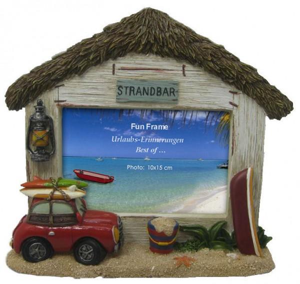 Fun-Frame Strandhaus