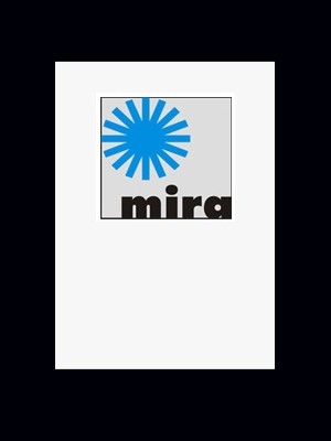 Passepartout Mira 1,4 mm in 10x10 cm - individueller Innenausschnitt