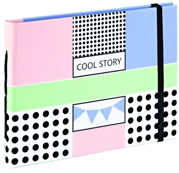 Buch-Album Cool Story