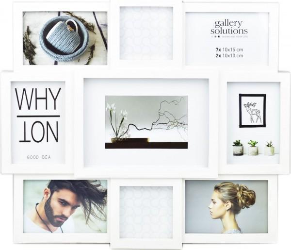 Collage Kunststoff Bilderrahmen Nielsen Accent