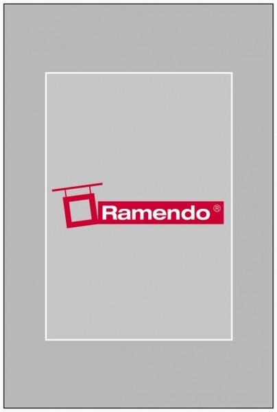 Passepartout Ramendo 1,4 mm - individuelles Außenformat und Innenausschnitt