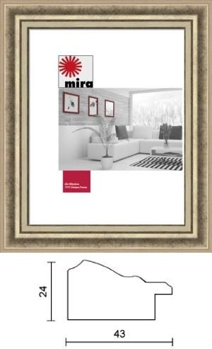 Mira Holz-Wechselrahmen Profil 99