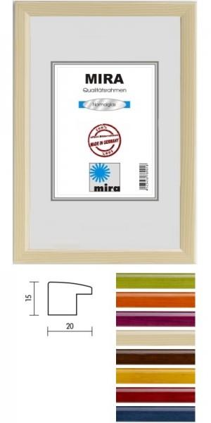 Mira Holz-Wechselrahmen Profil 89