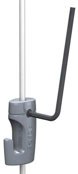 Newly H50 Haken für Aufhängestange 2mm