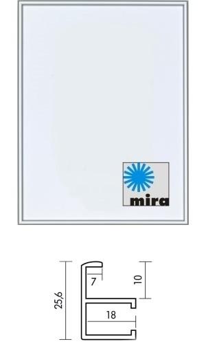 Mira Aluminium-Wechselrahmen QUADRO