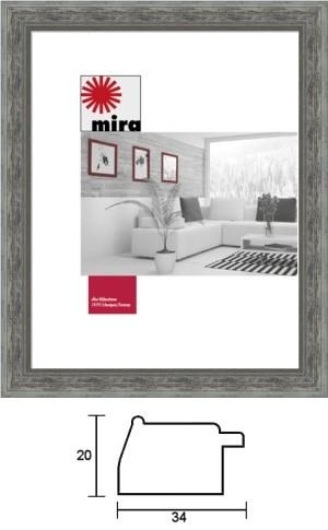 Mira Holz-Wechselrahmen Profil 64