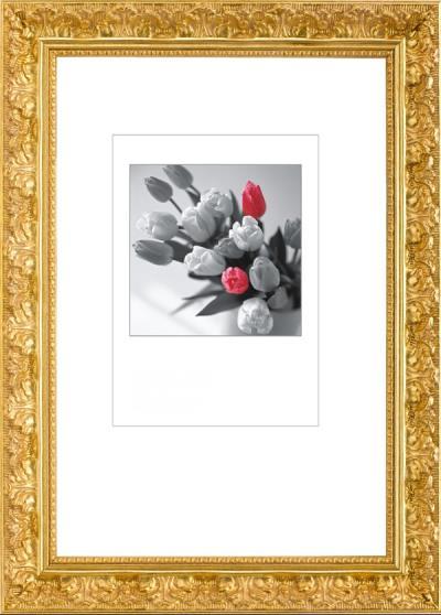Berühmt Gemälderahmen - Bilderrahmen für Ölgemälde KJ37