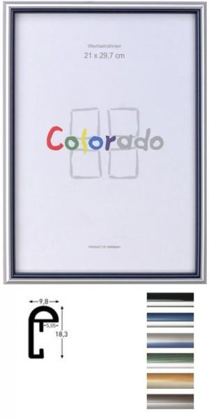 Colorado Kunststoff-Wechselrahmen