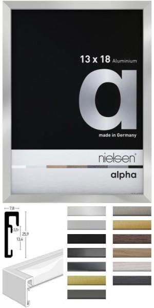 Nielsen Aluminium-Wechselrahmen ALPHA