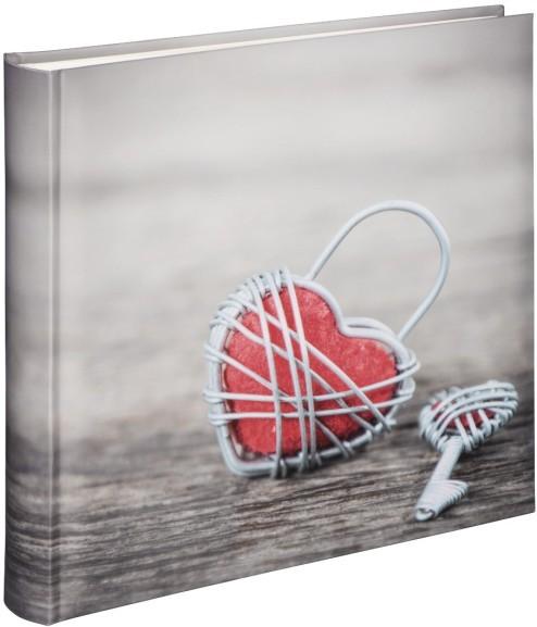 30x30 cm Jumbo-Album Rustico 100 weiße Seiten