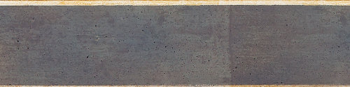 graublau meliert-Kanten platin