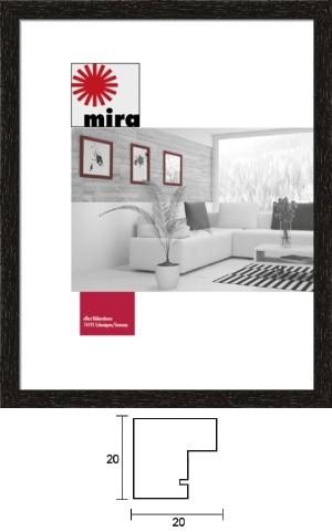 Mira Holz-Wechselrahmen Profil 33