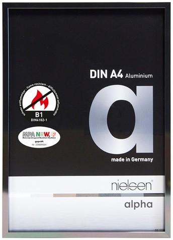 Brandschutz-Bilderrahmen A1 und A2 online kaufen