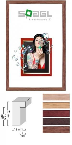 Spagl Holz-Bilderrahmen Simplico