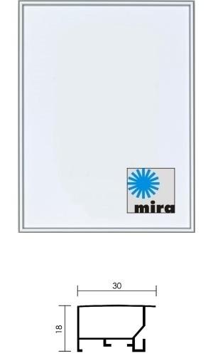 Mira Aluminium-Wechselrahmen GRANDO