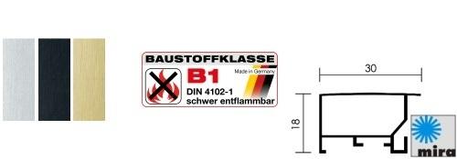 B1 Brandschutz-Bilderrahmen Grando (Mira)