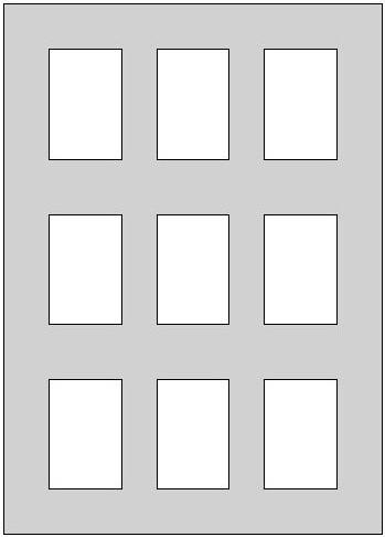 Fertig Passepartout 50 x 50 cm auf 40 x 40 cm  gruen