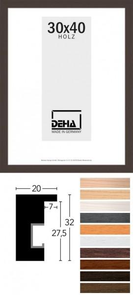 Deha Holz-Wechselrahmen Profil 2032