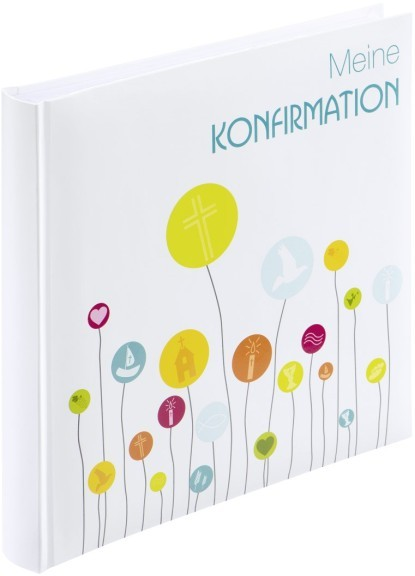 Buch-Album Konfirmation