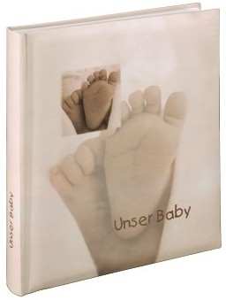 Buch-Album Baby Feel