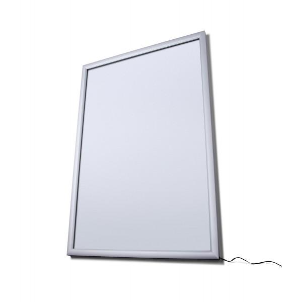 LED-Klapprahmen mit LED-Kantenbeleuchtung