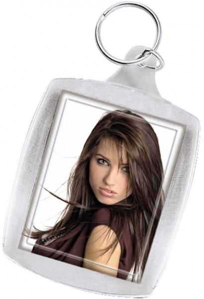 Acryl-Schlüsselanhänger, groß