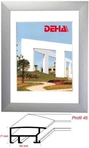 Deha Aluminium-Wechselrahmen Profil 45