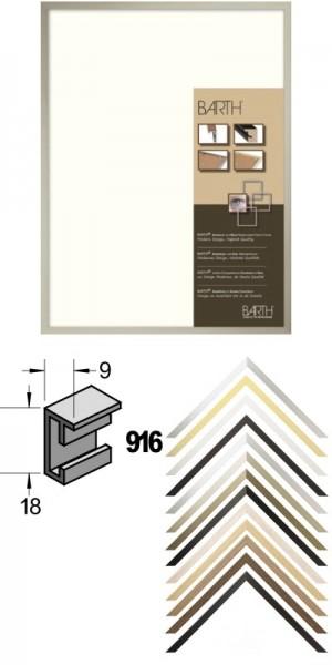 Barth Aluminium-Wechselrahmen 916