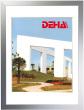 Bilderrahmen aus Aluminium von DEHA