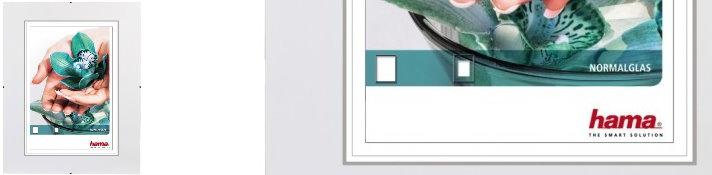 Clip-Fix Normalglas