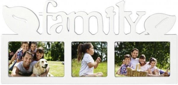 Collagerahmen Fotogalerie Montreal – Family