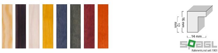 Holz-Bilderrahmen Jupiter (Spagl)