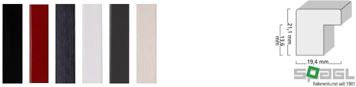 Holz-Bilderrahmen Arte (Spagl)
