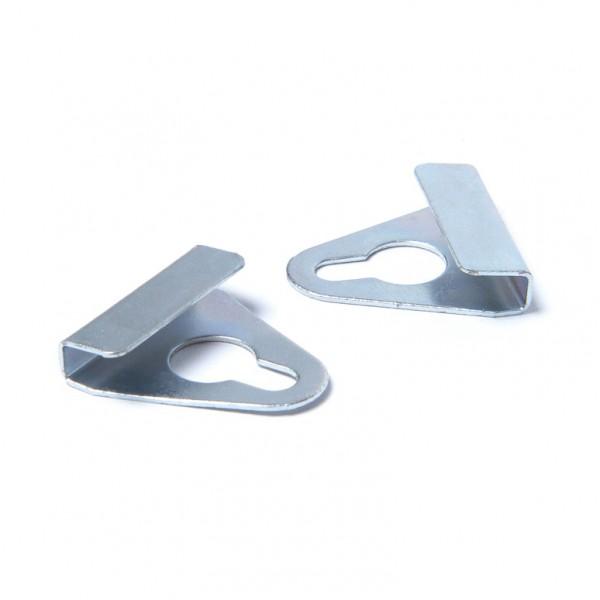 Haken zum Abhängen von Aluminium-Klapprahmen