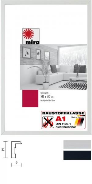 Mira Aluminium-Brandschutzrahmen KANTO A1 klassifiziert