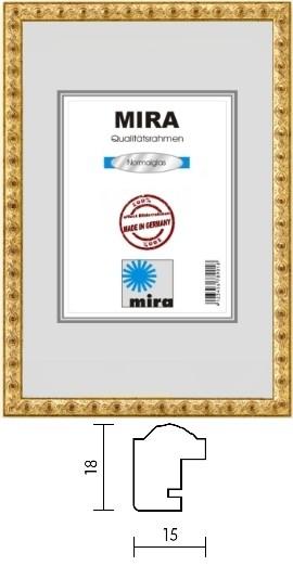 Mira Holz-Wechselrahmen Profil 97