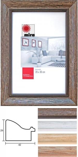 Mira Holz-Wechselrahmen Profil 57