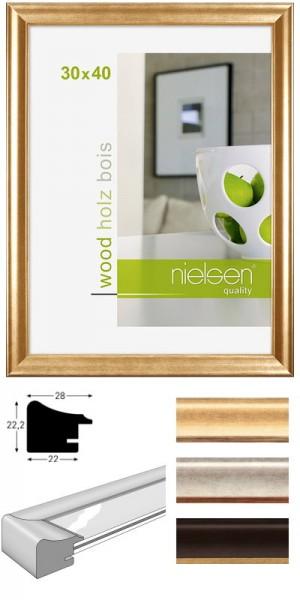 Nielsen Holz-Wechselrahmen DERBY