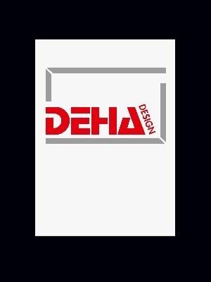Passepartout Deha 1,4 mm in 40x40 cm - individueller Innenausschnitt