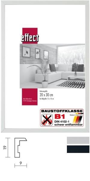 Mira Aluminium-Brandschutzrahmen KANTO B1 zertifiziert