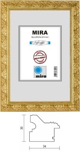 Mira Holz-Wechselrahmen Profil 75
