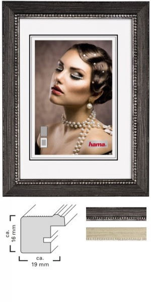 hama Holz-Wechselrahmen Perla