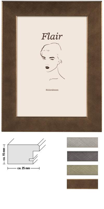 bilderrahmen hama flair 3 40x50 cm. Black Bedroom Furniture Sets. Home Design Ideas