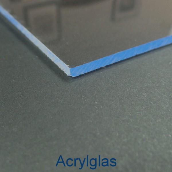 Bilderglas Acrylglas farblos 2mm
