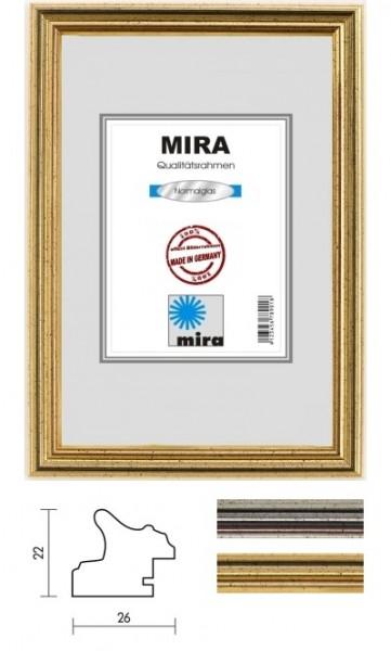 Mira Holz-Wechselrahmen Profil 44