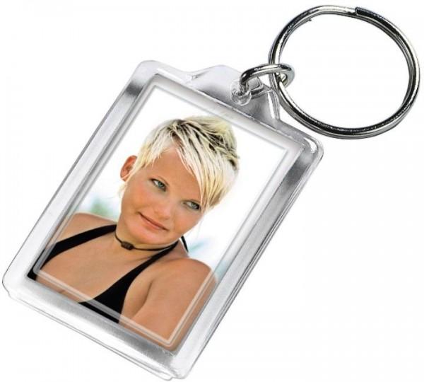 Acryl-Schlüsselanhänger, klein
