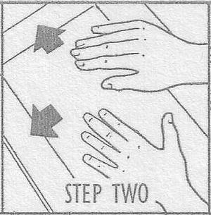 Anleitung selbstklebender Karton 2