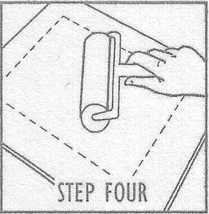 Anleitung selbstklebender Karton 4
